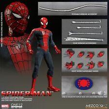 Spider-man Comics Ver. -15 € 103 Mezco Toys 1/12 acconto PRENOTAZIONE