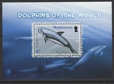 MONTSERRAT SGMS1420 2008 DOLPHINS OF THE WORLD MNH