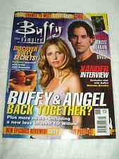 Buffy The Vampire Slayer UK Magazine Issue 45 April 2003