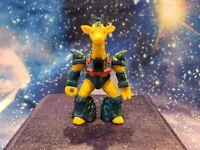 Battle Beasts - Takara Hasbro - 1986 - Rubberneck Giraffe - Vintage