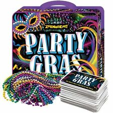 Zobmondo! Party Gras-The Game that's the life of the Party