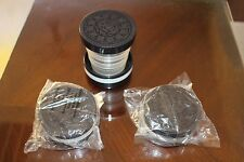 New 3 OREO Cookie Collapsible Drinking Cups with Lids