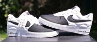 Nike Air Force 1 Low 3M ID By You Custom White/Black Shoes Men's 11.5 DJ2655 992