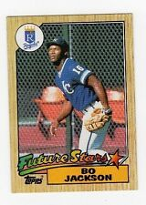 1987 Topps Bo Jackson Kansas City Royals #170 Baseball Card