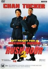 RUSH HOUR 2 Jackie Chan, Chris Tucker DVD NEW