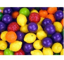 "Seedlings Dubble Bubble 1"" Candy Filled Gumballs 2 Lbs Bulk Vending Machines"
