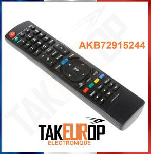 Telecommande Universelle pour LG AKB72915244 Controleur Remote LG LED TV neuve