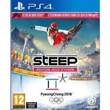 Jeu PS4 STEEP EDITION JEUX D'HIVER