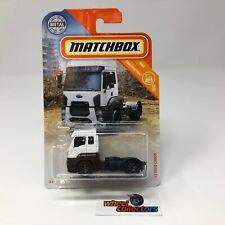 '13 Ford Cargo * White * Matchbox * G27
