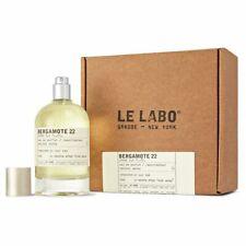 Le Labo Bergamote 22 Eau De Perfume 3.4 fl.oz |100 ml Unisex Fragrance New In Bo