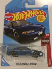 Hot Wheels Nissan Skyline GT-R  (BNR32) 2019