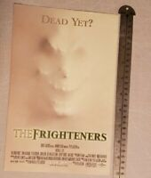 The Frighteners Movie RARE Print Advertisement