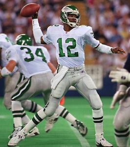 Randall Cunningham - Eagles, 8x10 color photo
