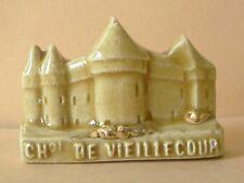 Fève perso du MH 2013 - Châteaux du Périgord : Château de Vieillecour (miel