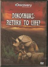 DINOSAURS; RETURN TO LIFE DVD