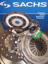 VW GOLF 1.9 TDI ARL SACHS FLYWHEEL & CARBON NITRIDE CLUTCH