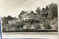 15662 Walter Gallo Foto Ak Reinhardtsdorf Sassone Svizzera Wolfsberg Hotel 1966