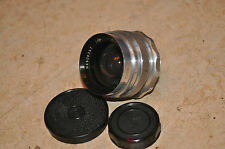 lens Mir-1 f/2.8 37mm M39 Wide Angle Grand Prix Brussels 1958 № 6906397.