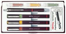 Rotring Rapidograph Junior 3 Pen Set - 0.25, 0.35, 0.50