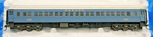 HO Scale - ATLAS MASTER LINE 20 003 879 WABASH Paired Window Coach Car # 1402