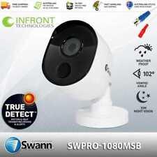 Swann 2MP SWPRO-1080MSB Full HD Camera w IR Night Vision & PIR Motion Detection