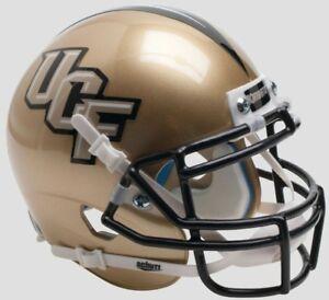CENTRAL FLORIDA GOLDEN KNIGHTS UCF NCAA Schutt XP Authentic MINI Football Helmet