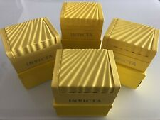 Authentic New Invicta Watch Display / Store Box
