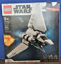 LEGO Star Wars 75302 Imperial Shuttle FREE SHIPPING!