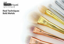 Real Techniques BOLD METALS COLLECTION By Samatha & Nic Chapman Makeup Brushes
