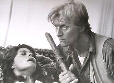 VENGEANCE AVEUGLE - Rutger Hauer - SET 6 PHOTOS + DOSSIER + SYNOPSIS (1989)