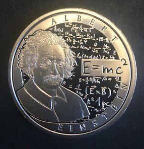 Belgium - Silver 10 Euro - 'Albert Einstein' - 2016 - Proof