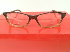 JENNIFER LOPEZ JL 268 BROWN 0086 PLASTIC EYEGLASSES FRAME STORE DISPLAY