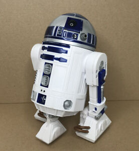 "Star Wars Smart R2-D2 intelligent Droid interactive RC blutooth App Robot 10"""