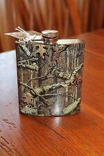 Mossy Oak Cammo Flask
