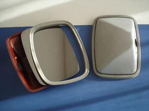 Mercedes Benz Unimog 406 mirror mirrors x 2 OEM NOS 4068105316 993418110030
