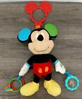 Disney+Baby+Mickey+Mouse+Baby+Activity+Toy+Lovey+Teether+Rattle+Plush+16%E2%80%9D