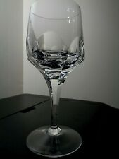 16,2 cm        #9746 Peill Bleikristall Weinglas GRANADA