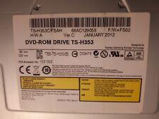 10 Stück SATA DVD ROM Drive Toshiba Samsung TS-H353 5.25' (13.3cm) Dell Lenovo