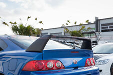 Type R Style ABS 3PCS Trunk Spoiler For MY02-06 Honda Integra DC5 (UNPAINTED) PO
