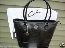 New DKNY Sutton Lizard Print Leather Tote/Shoulder Bag.MSRP$300.00.100%Authentic