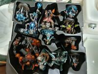 Lords Of Hellas Warlord Box Painted By Awaken Realms Studio Miniatures Only