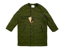 Chocoolate Quilted Bomber Jacket - Small - RRP £140 - New