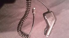 Black Car Mobile Phone Charger  USED