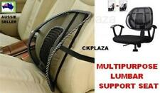 Back & Lumbar Support Pads Sleeves