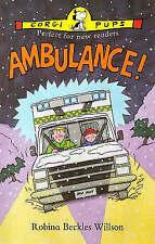 Good, Ambulance!, Willson, Robina Beckles, Book