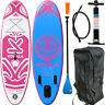 EXPLORER SUP Kinder Board Kohala Stand Up Paddle Surf aufblasbar Paddel ISUP 240