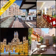 3 días 2P ESPAÑA MADRID 4 ESTRELLAS HOTEL Bonos Fin De Semana Viaje Corto WOW