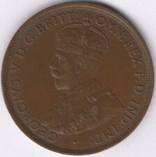 More details for 1915 australia george v one penny   pennies2pounds