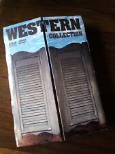 WESTERN COLLECTION 3 DVD EXA CINEMA COFANETTO