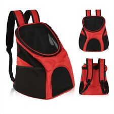 Pet Carrier Backpack Capsule Travel Dog Cat Bag Small Large Breathable
